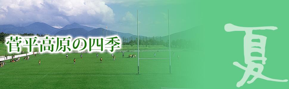 菅平高原の夏